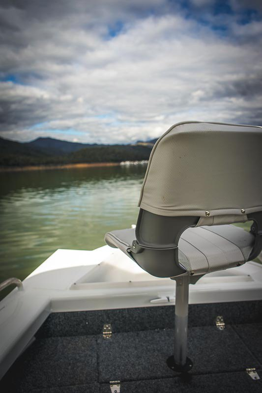 Eildon Fishing Boat Hire - Northern Waters Boat Hire